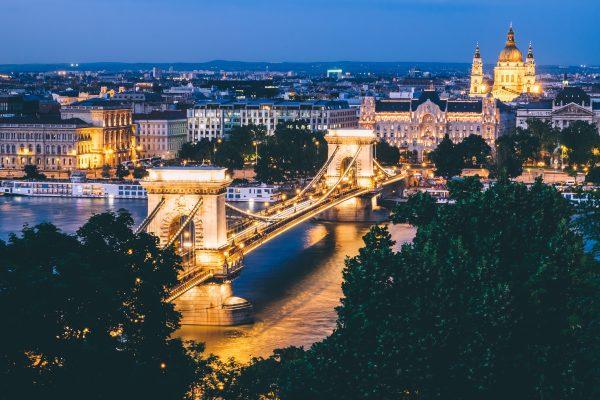 міст в будапешті