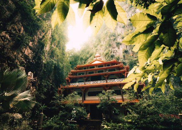 храм в малайзії