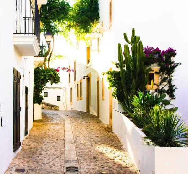 вулиці іспанії