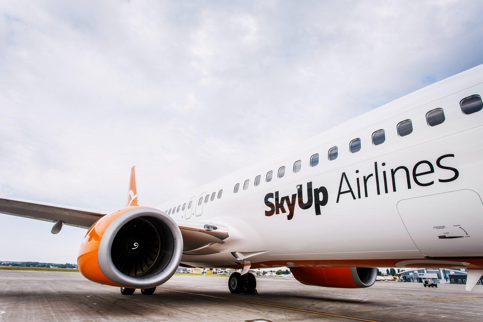 літак СкайАп