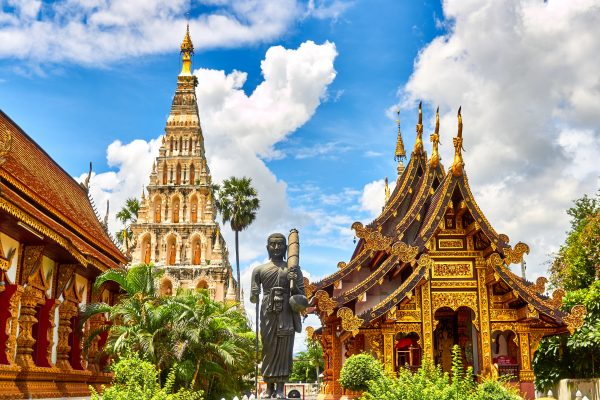 храми в тайланді