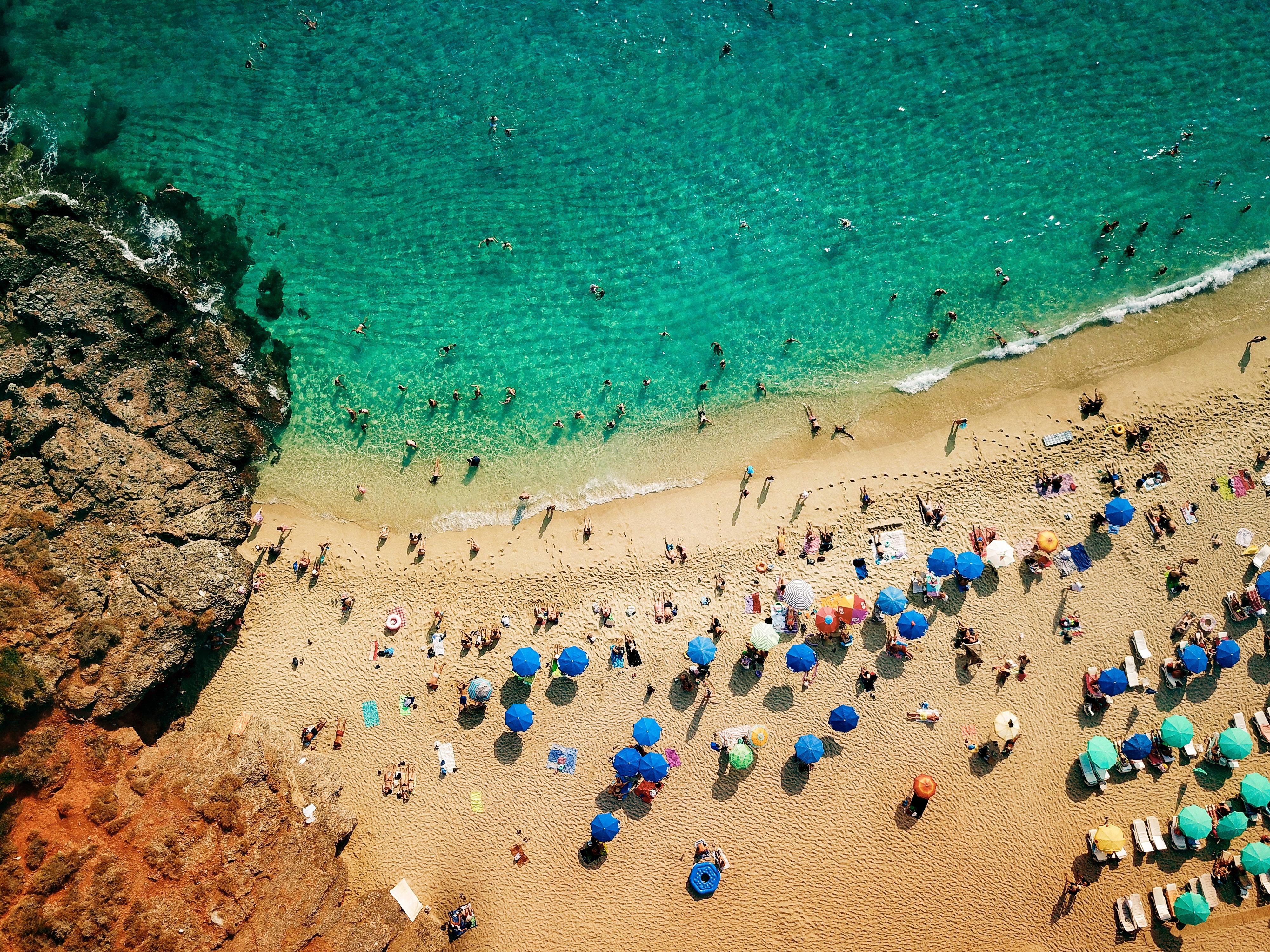 пляжі в туреччині