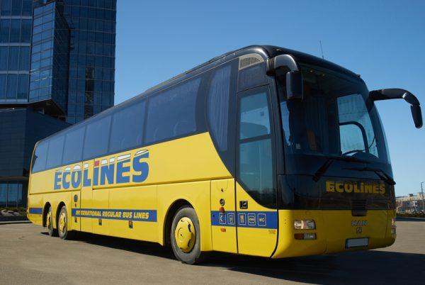 Еколайнс автобус