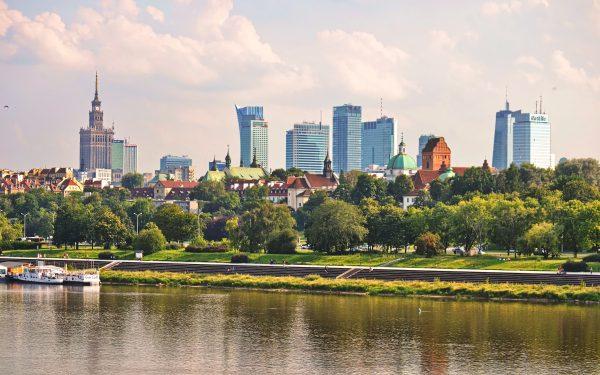 Варшава місто