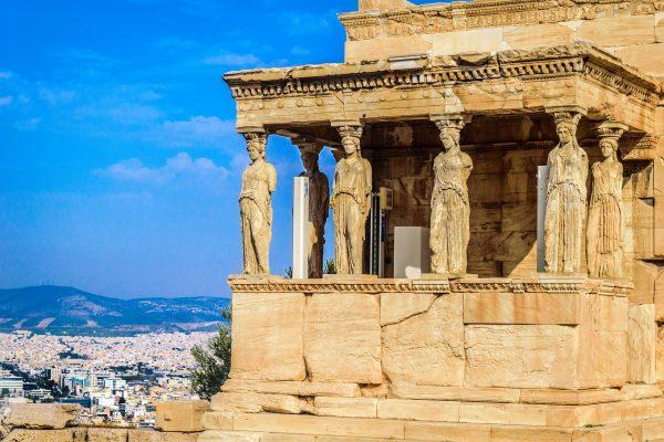 Афіни Каріатіди