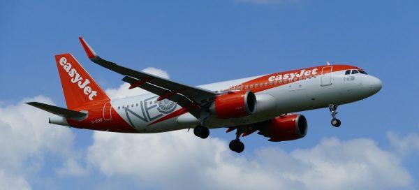 літак EasyJet