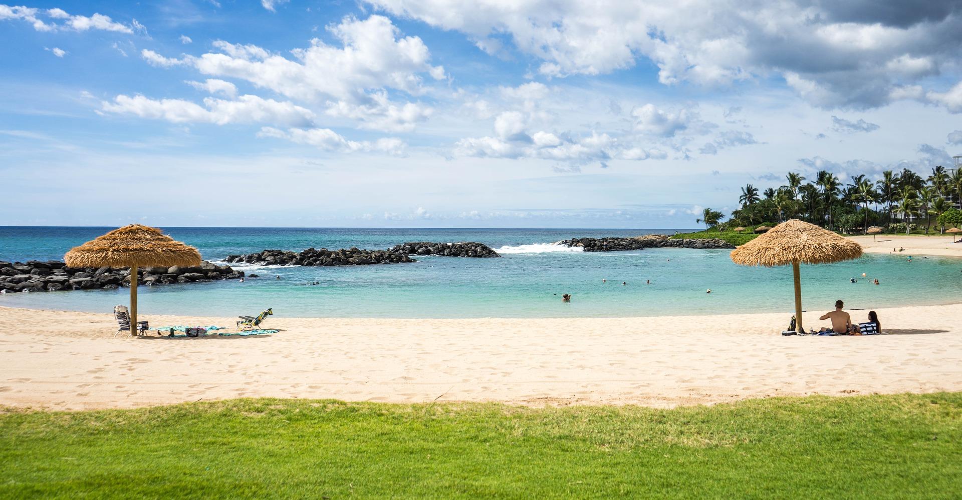 Гаваї пляж