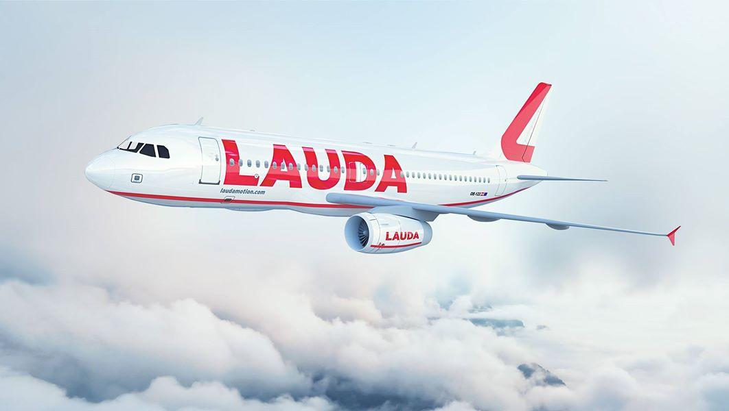 авіакомпанія Laudamotion