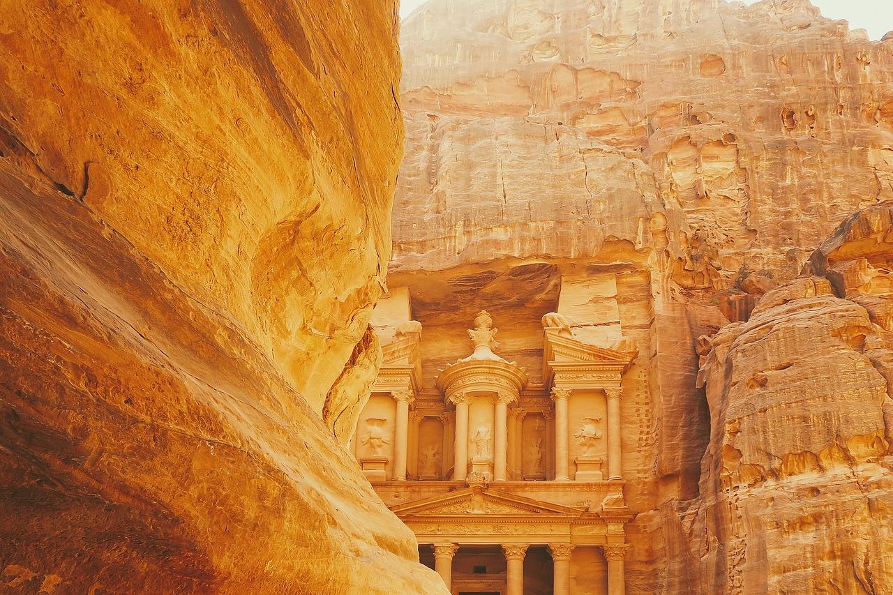 петра в йорданії