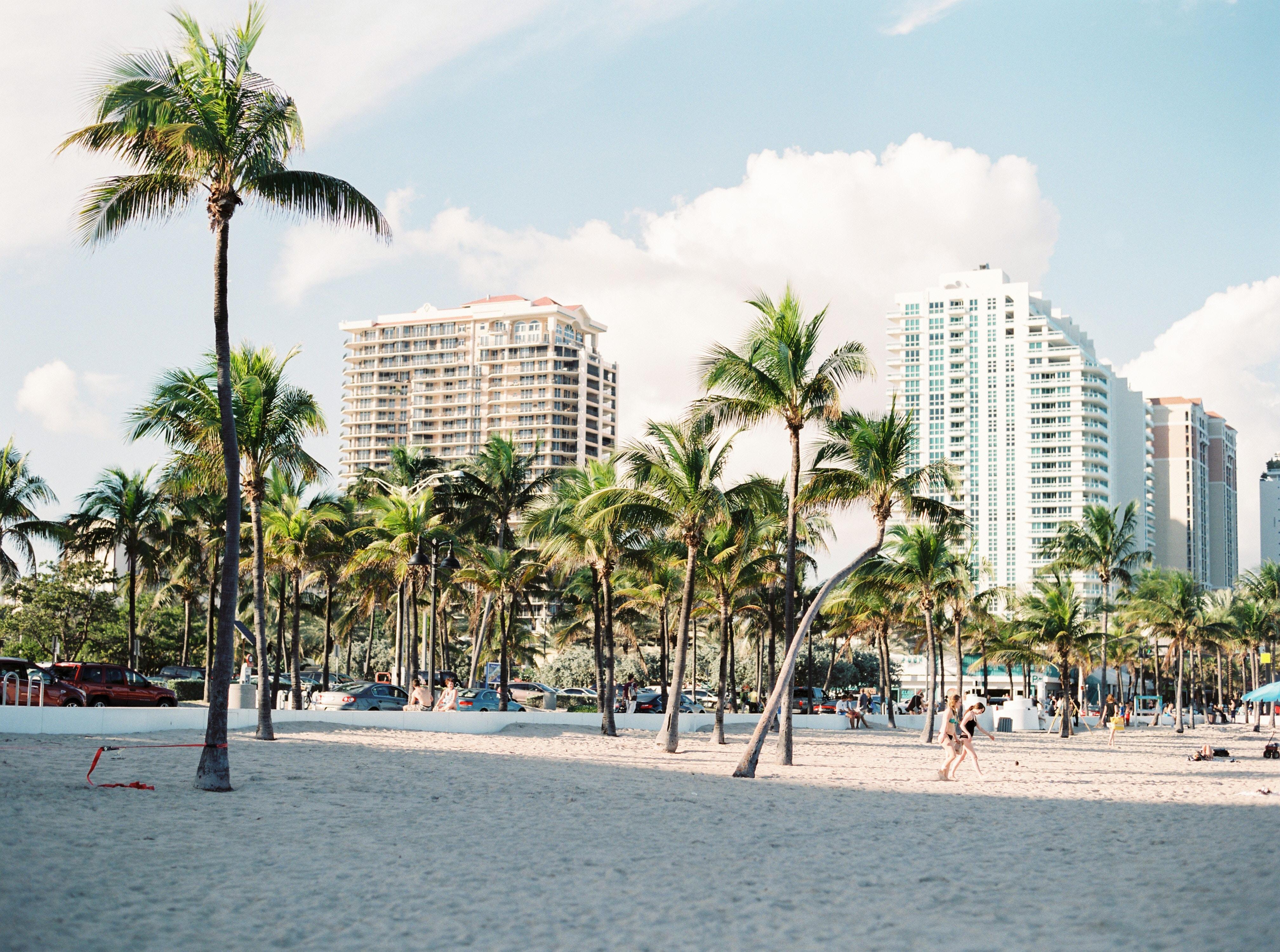 пляжі маямі