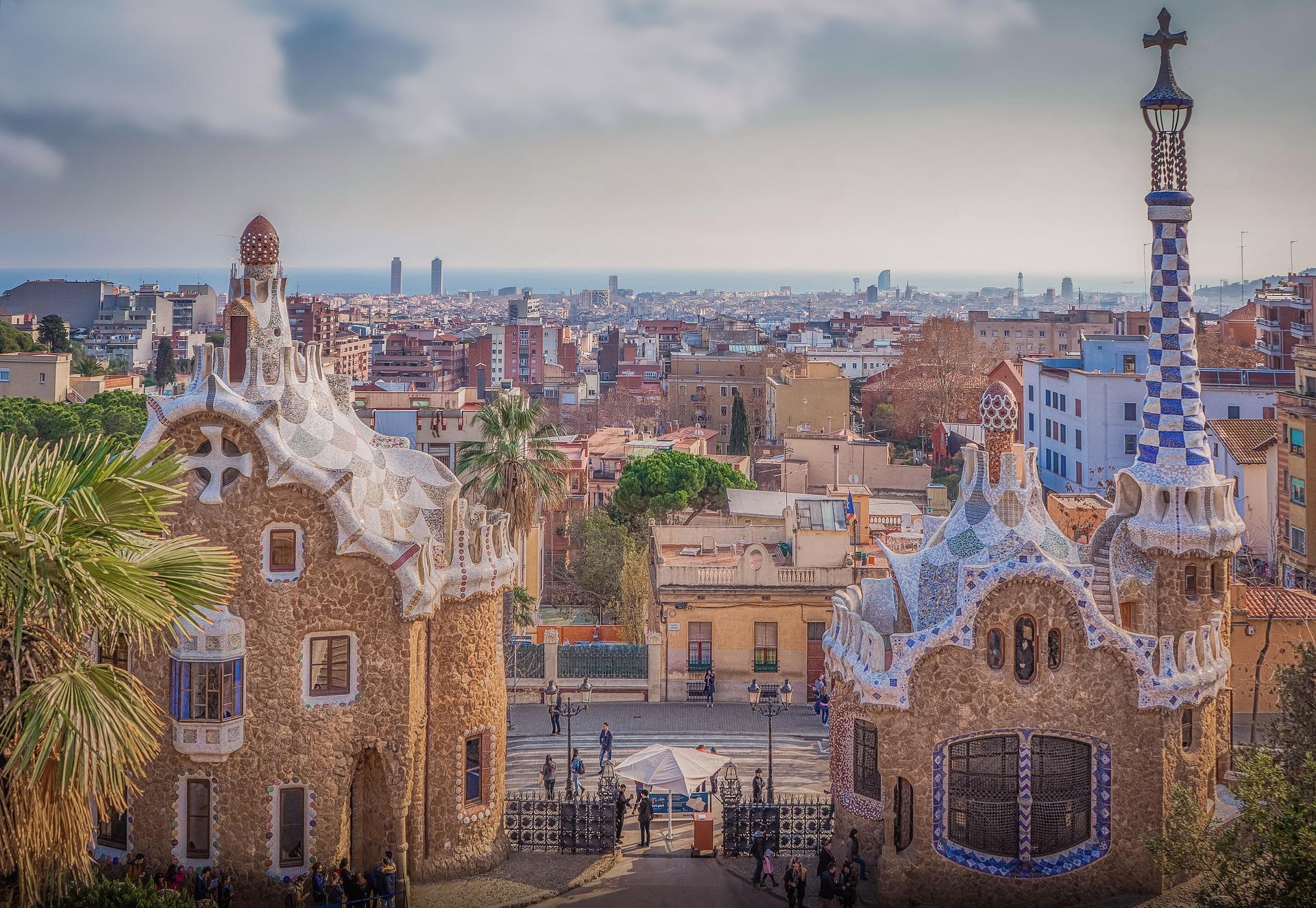 Барселона місто
