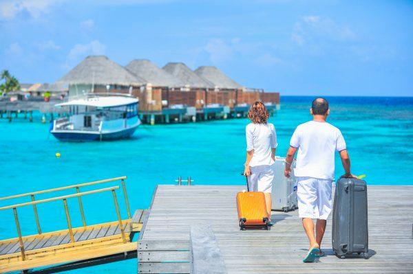 Мальдіви бунгало