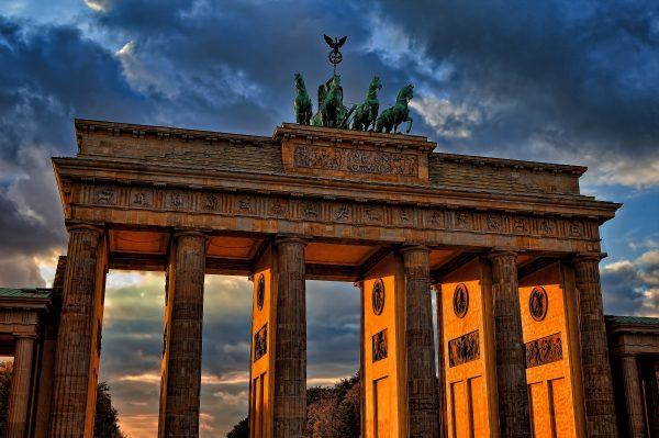 Берлін арка