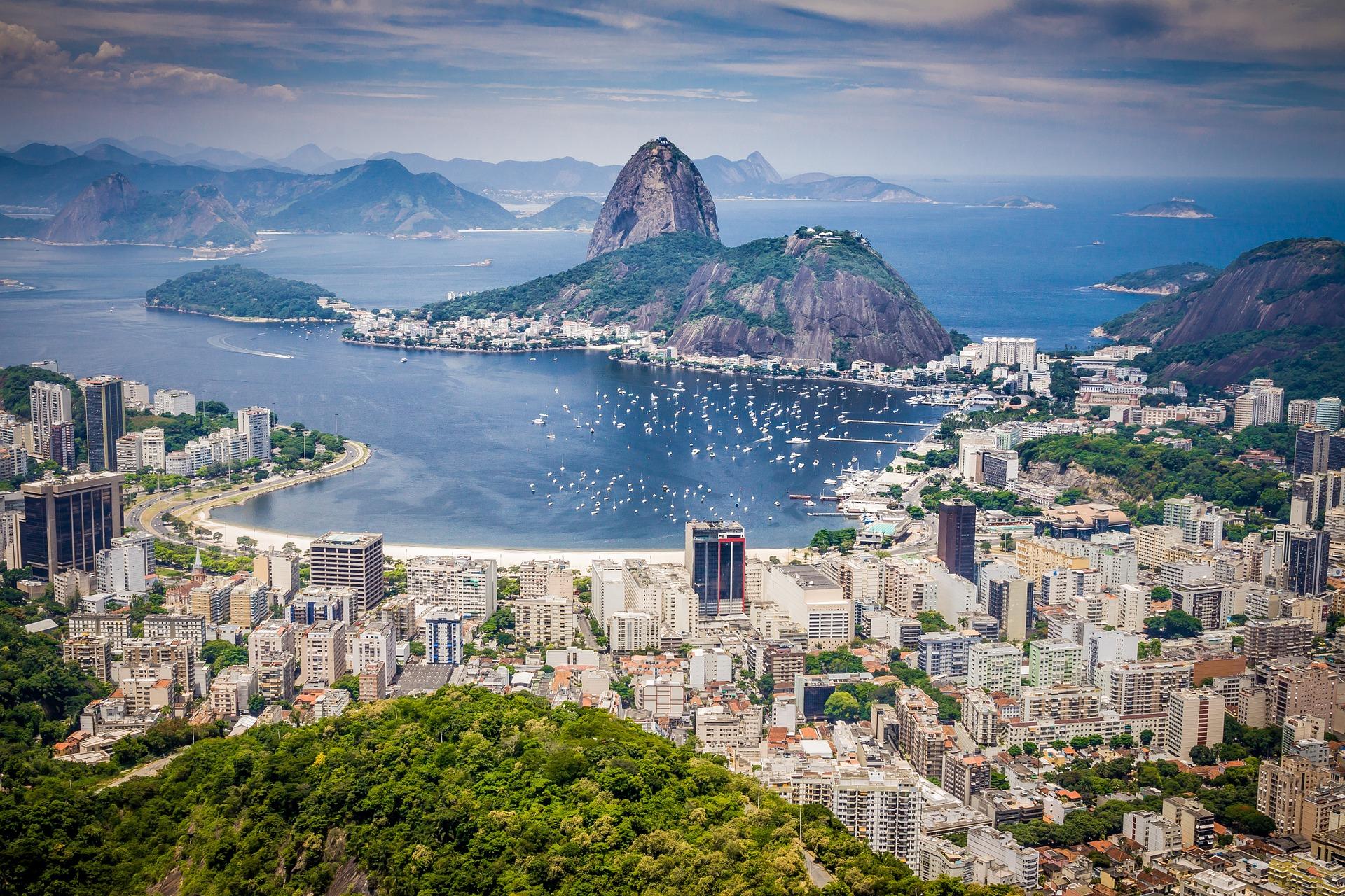 ріо де жанейро бухта