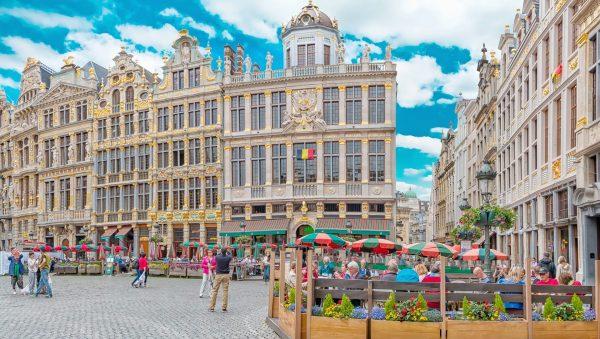 Брюссель площа