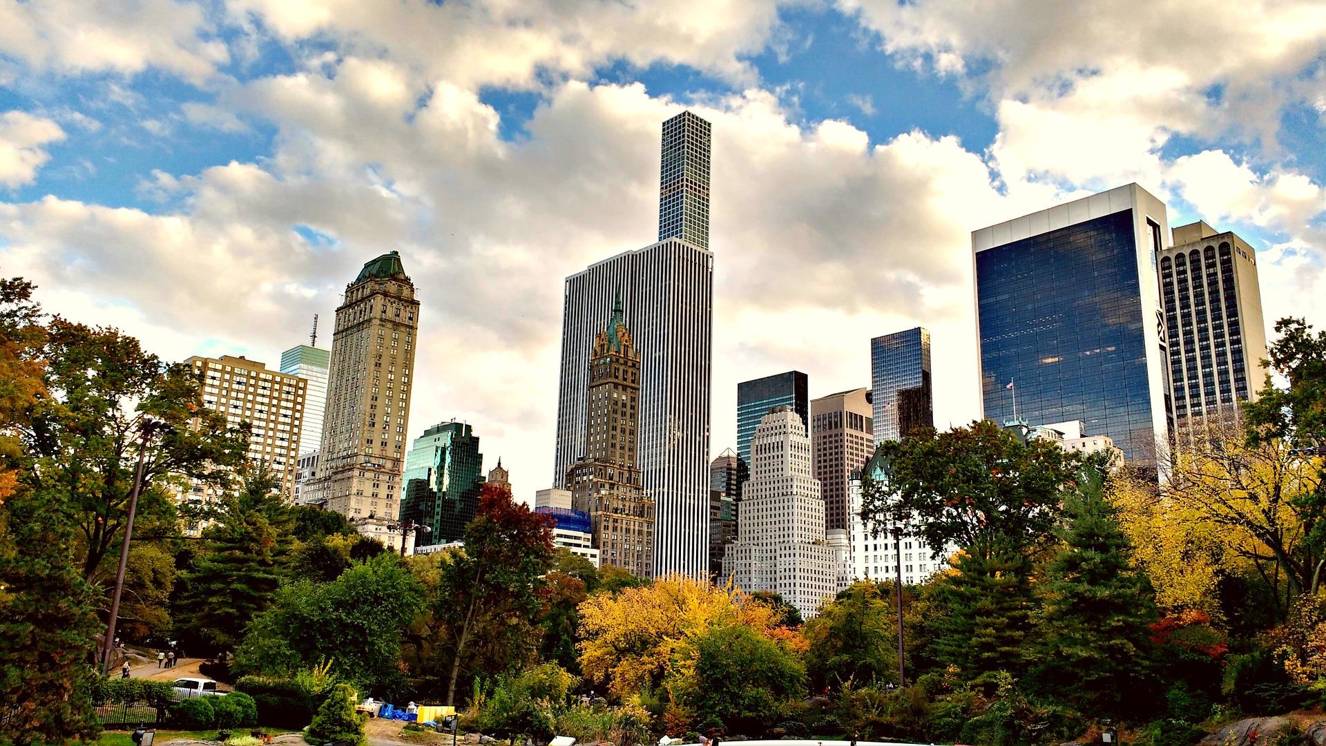 Нью-Йорк Централ парк