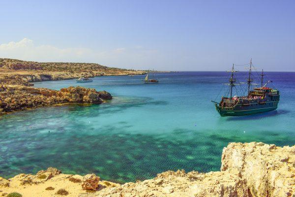 Кіпр море корабель