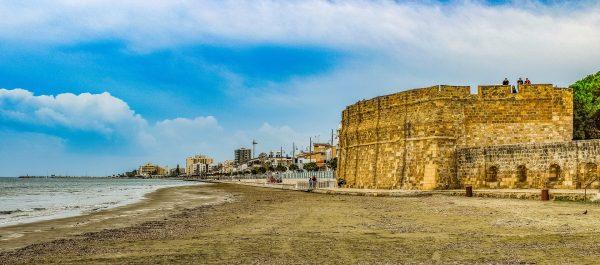 кіпр ларнака замок