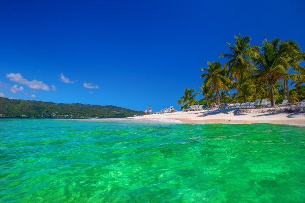 Домінікана море пляж