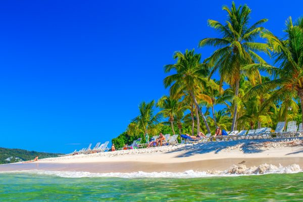 Домінікана пляж