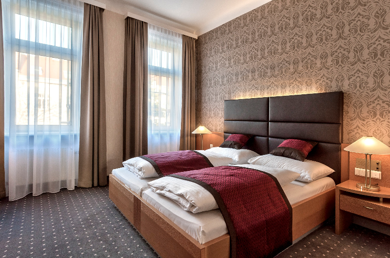 Готель Cortina номер