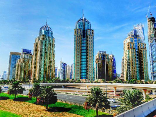 ОАЕ Дубай місто