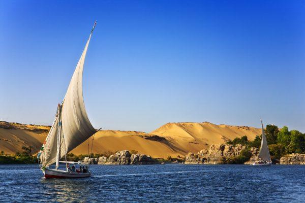 Єгипет човни