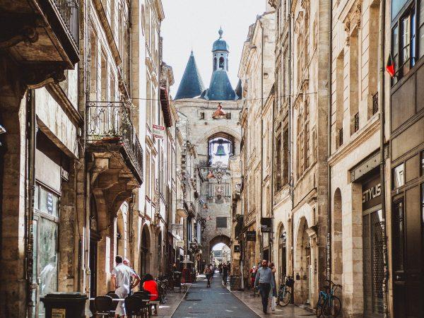 Бордо центр міста
