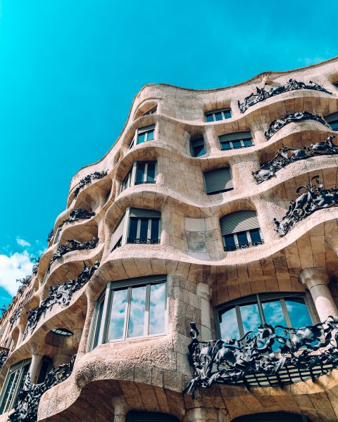 Іспанія Барселона Гауді