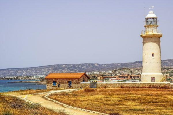 кіпр пафос маяк