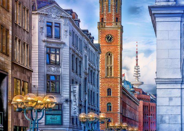 Гамбург історичний центр