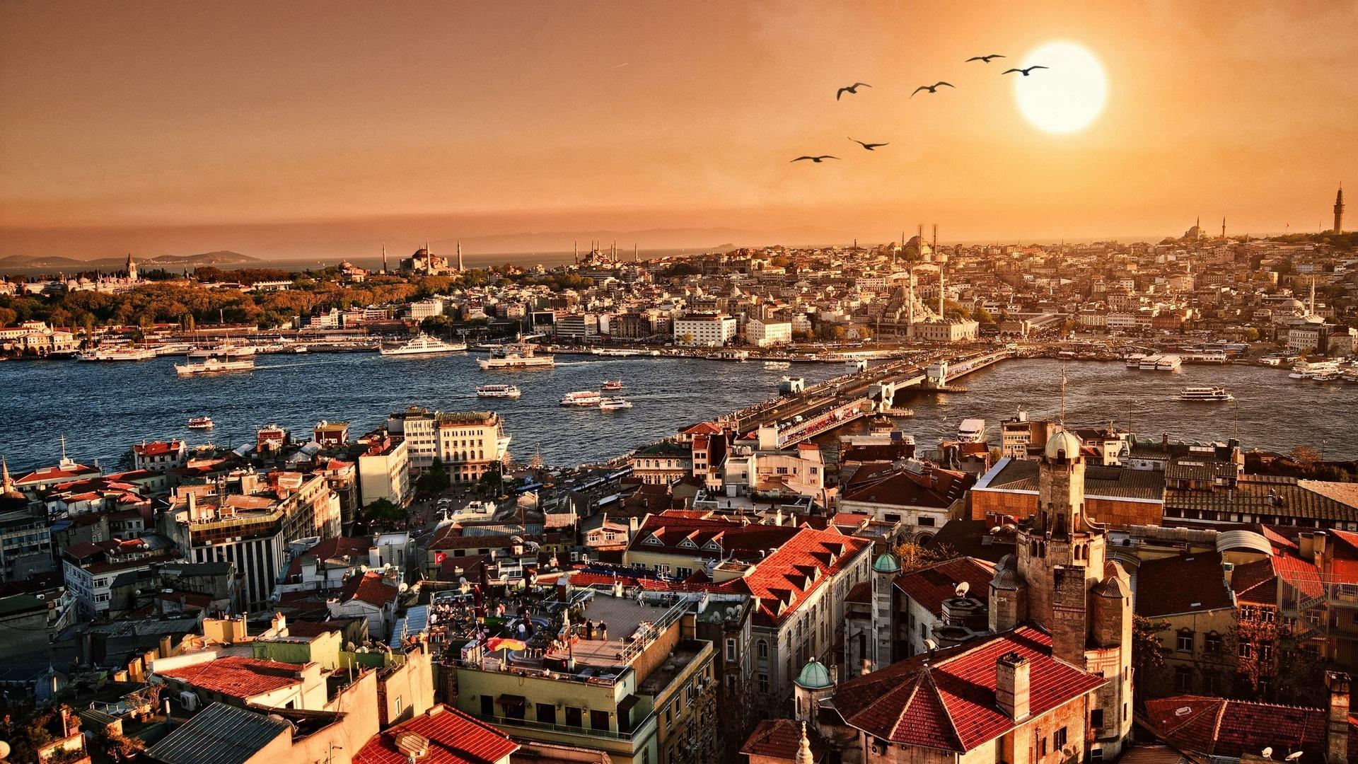Стамбул паномара