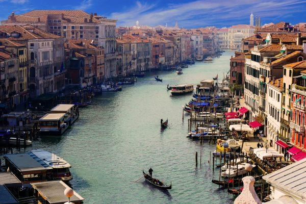 венеція канал гранде