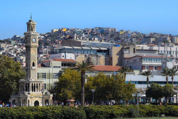 Туреччина Ізмір місто