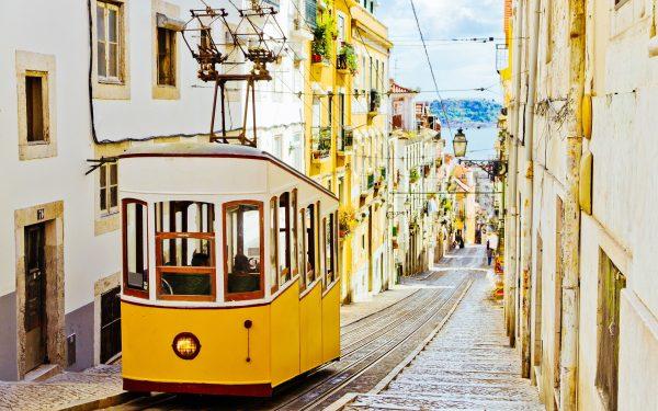 Лісабон трамвай