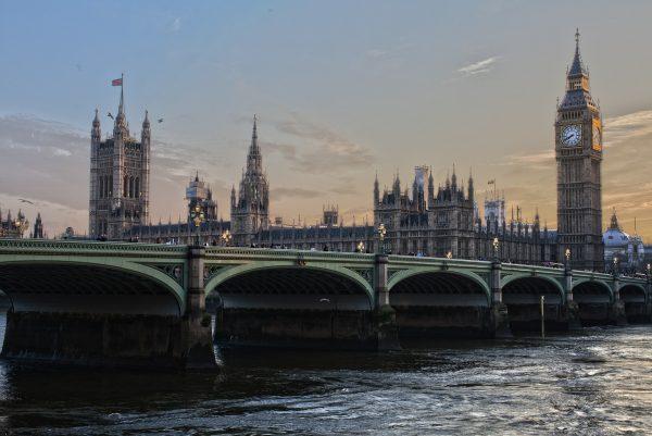 Лондон Тауер Біг бен