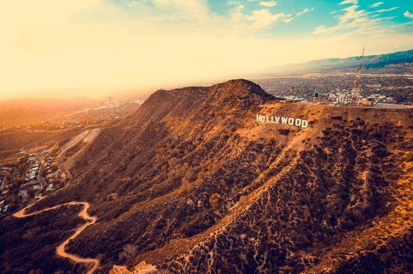 Лос-Анжелес гора Голлівуд