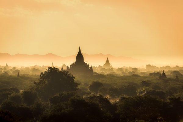 храми м'янми
