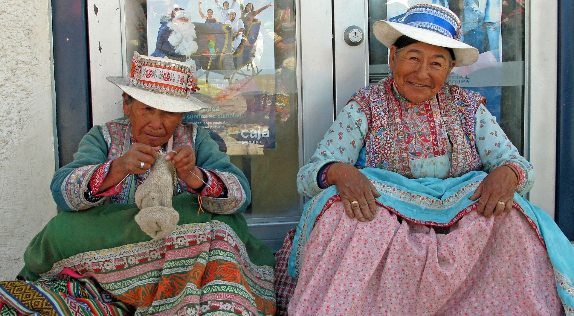 перуанські костюми