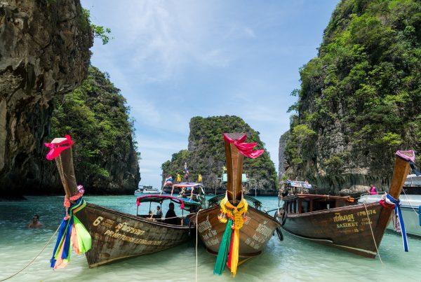 Таїланд острів Пхі-пхі