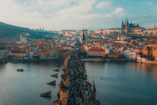 Прага карлів мост
