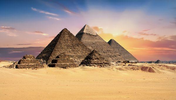 піраміди у єгипті