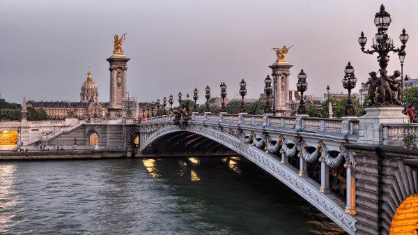 Париж ріка Сена