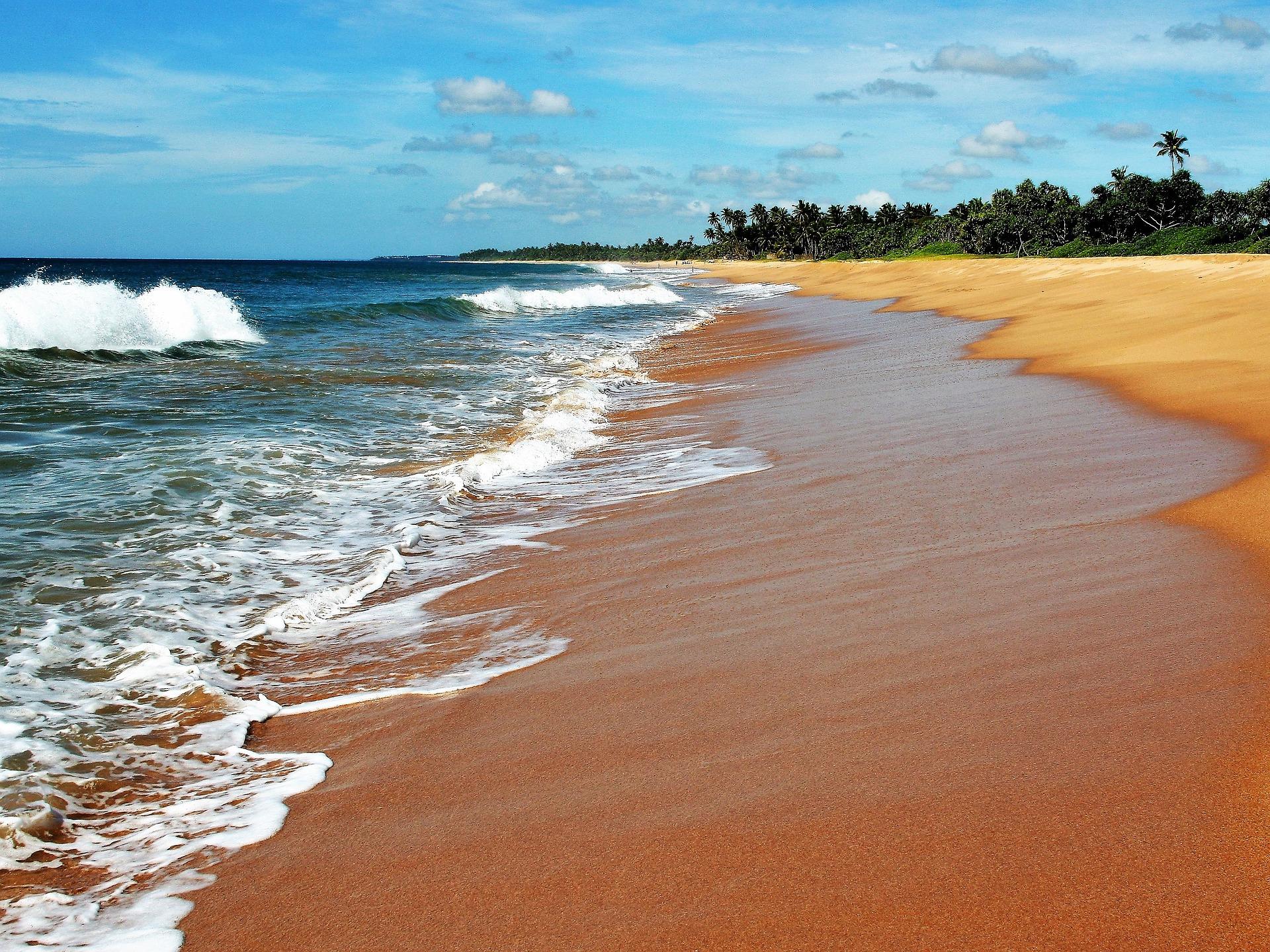 Шрі-Ланка пляж