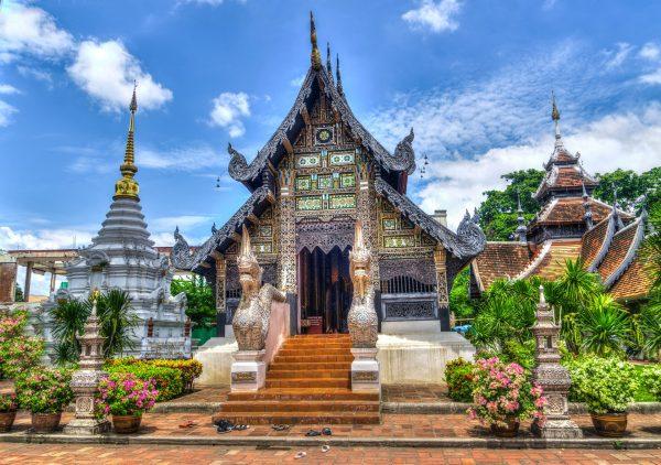 таїланд храм чіанг маї