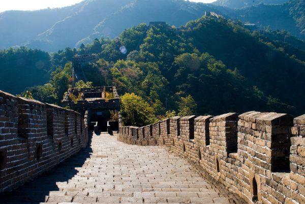 Китай Велика Китайська стіна