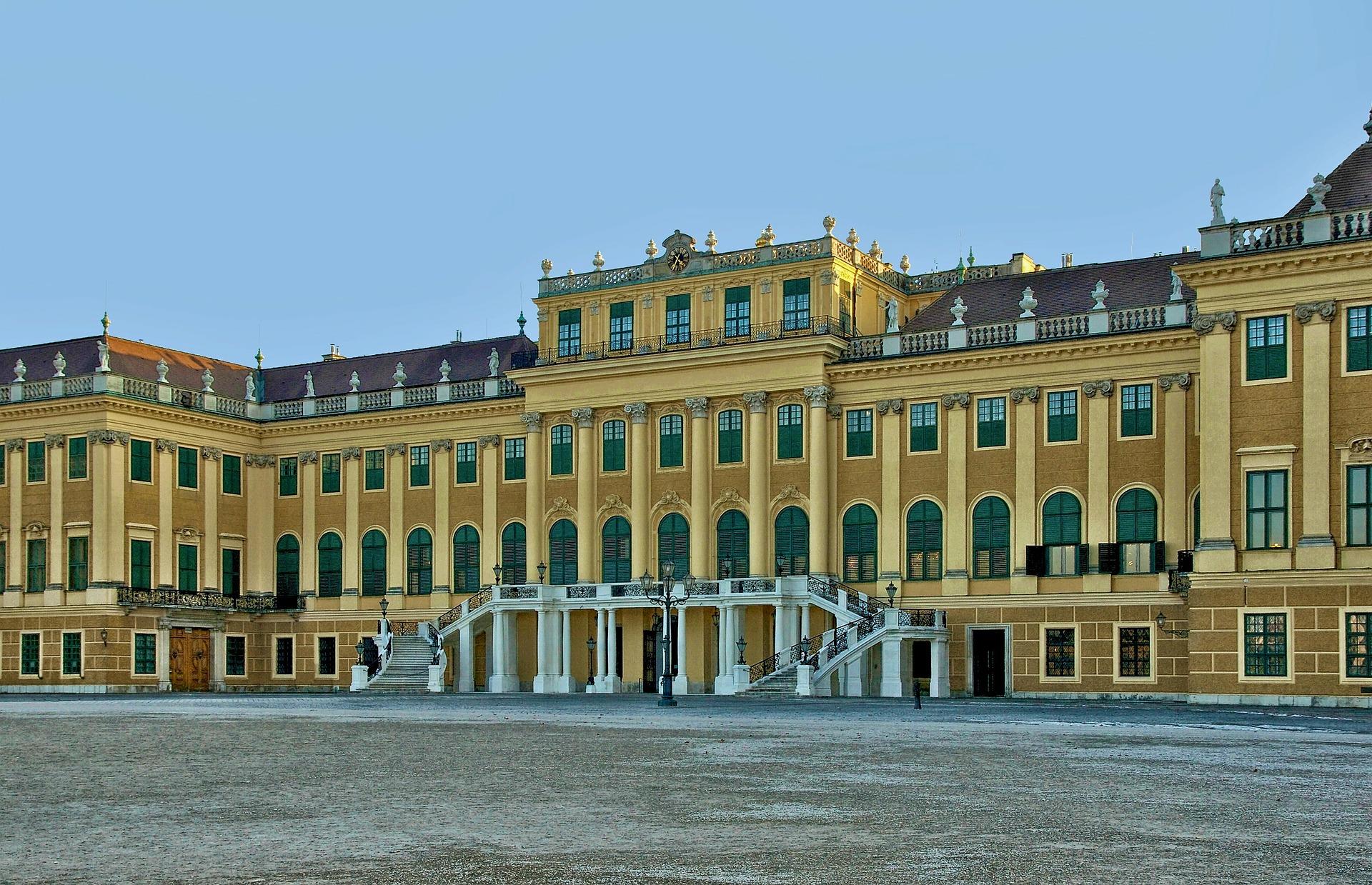 Відень палац Шенбрунн