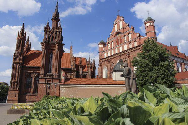 університет у вільнюсі