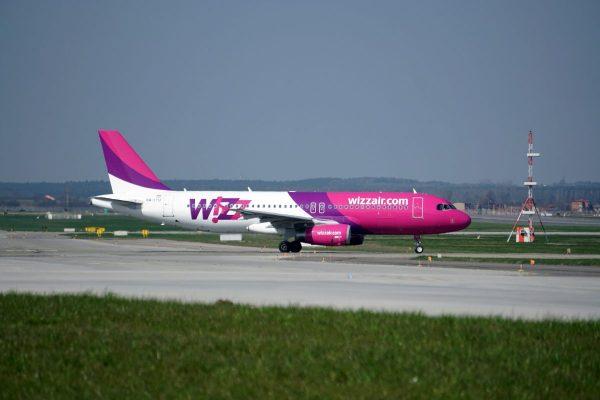 літак Wizzair