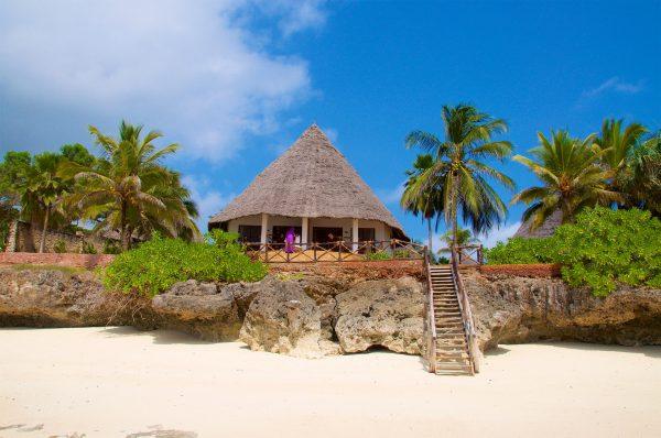 занзібар готель на пляжі